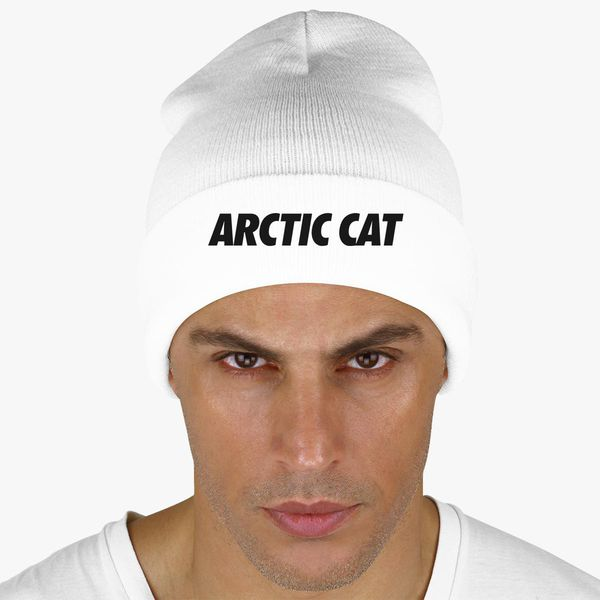 4a7ef532 Arctic Cat Knit Cap   Hatsline.com
