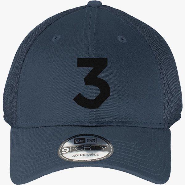 7202caf76f8 Chance The Rapper New Era Baseball Mesh Cap (Embroidered)