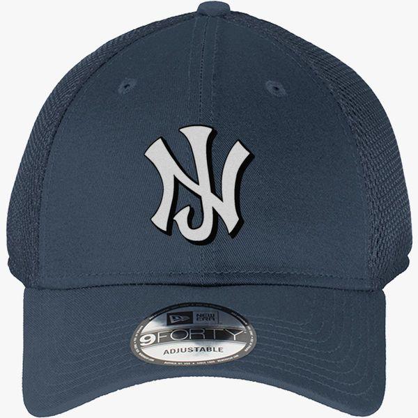 New Jersey NJ New Era Baseball Mesh Cap (Embroidered)  513700fa1efd