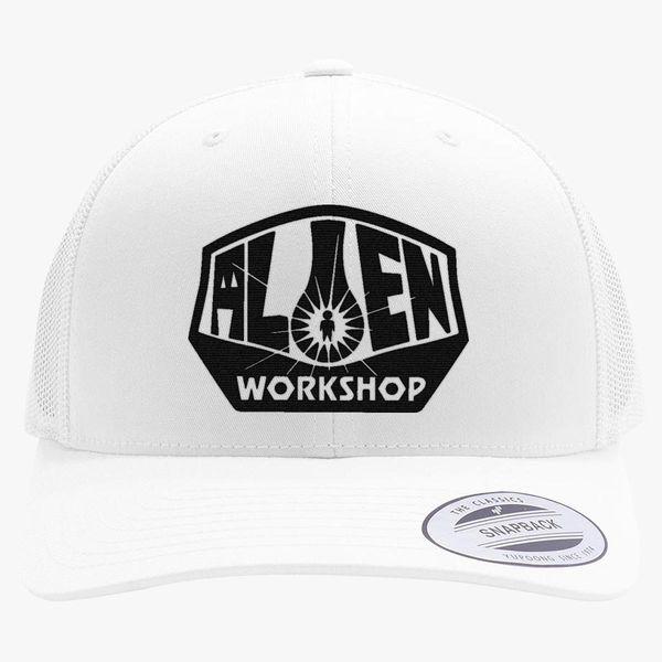 dfebf84bc03 Alien Workshop Retro Trucker Hat (Embroidered)