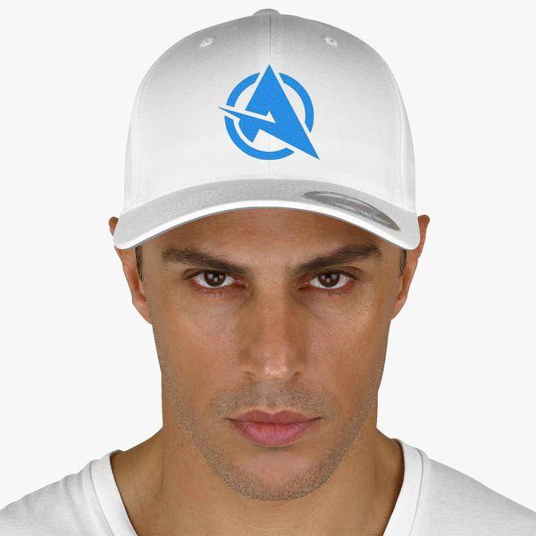 Ali A Logo Baseball Cap Embroidered Hatsline Com