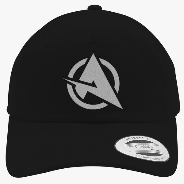 3370d536781 Ali-a logo Cotton Twill Hat - Embroidery +more