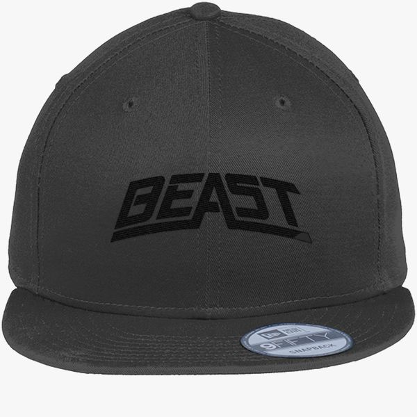 a64c1544010af Ksi Beast New Era Snapback Cap - Embroidery +more