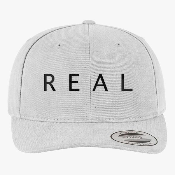 3140262dab1 Nf Real Brushed Cotton Twill Hat - Embroidery +more