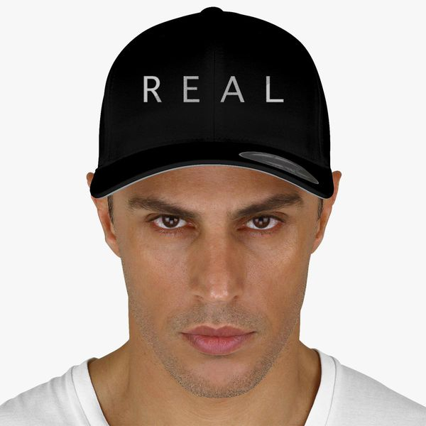 Nf Real Baseball Cap - Embroidery +more bd92c7d49db