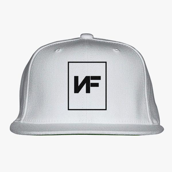 Nf Rapper Snapback Hat Embroidered Hatsline Com