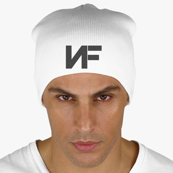 bff712c570ac Nf Rapper Knit Beanie (Embroidered) | Hatsline.com
