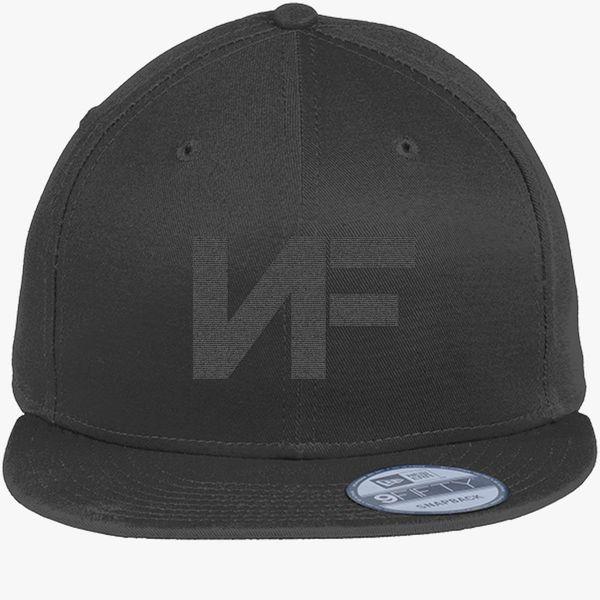 6c8010a407f Nf Rapper New Era Snapback Cap - Embroidery +more