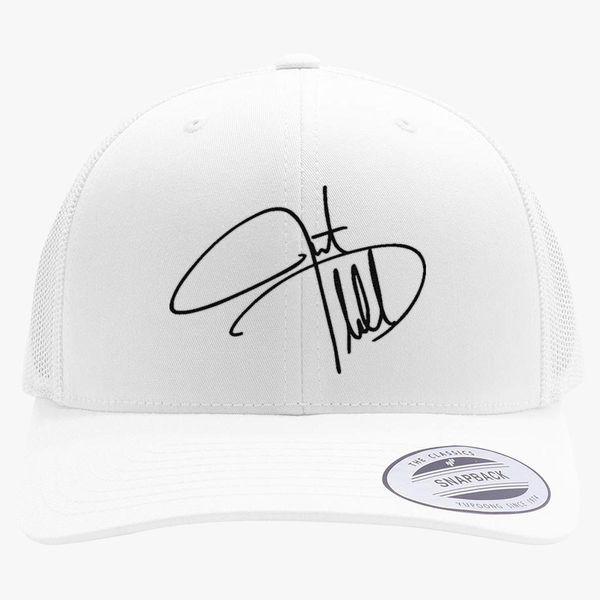 fe4ab3f16c556 Justin Timberlake SIGNATURE Retro Trucker Hat - Embroidery +more