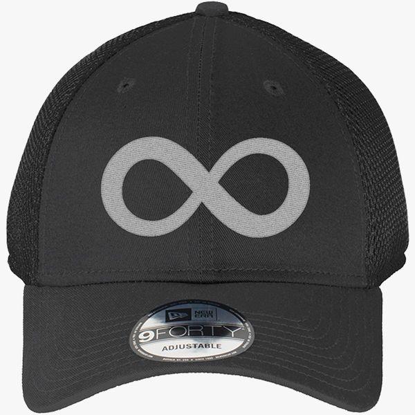 infinity logo New Era Baseball Mesh Cap - Embroidery +more c701309a742