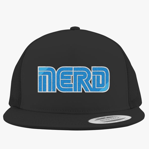 f527f4dca45 Sega Nerd Trucker Hat - Embroidery +more
