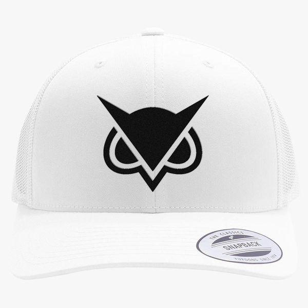 c799e6527a9 Vanoss Black Retro Trucker Hat - Embroidery +more