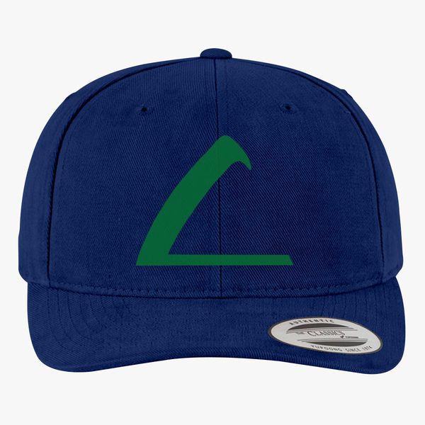 1873d4d8668 Ash Hat Logo Brushed Cotton Twill Hat