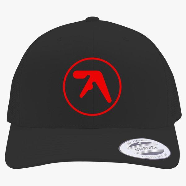 Aphex Twin Logo Retro Trucker Hat | Hatsline com