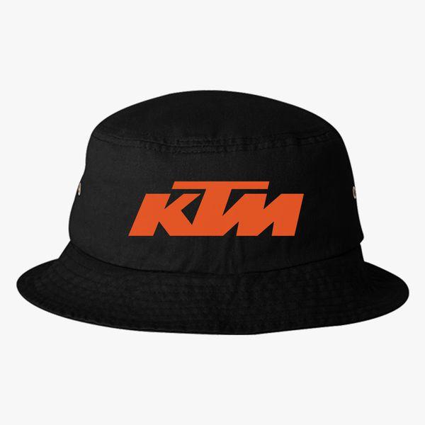0e8f92e4e Ktm Bucket Hat (Embroidered)   Hatsline.com