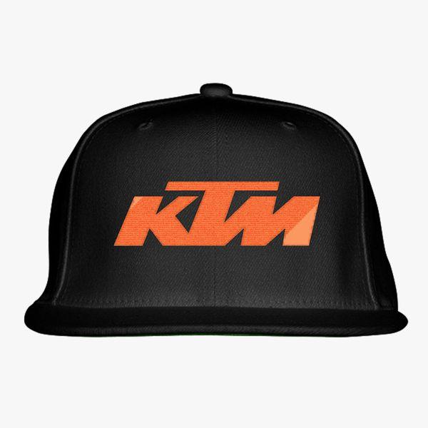 89995f9b5 Ktm Snapback Hat (Embroidered) | Hatsline.com