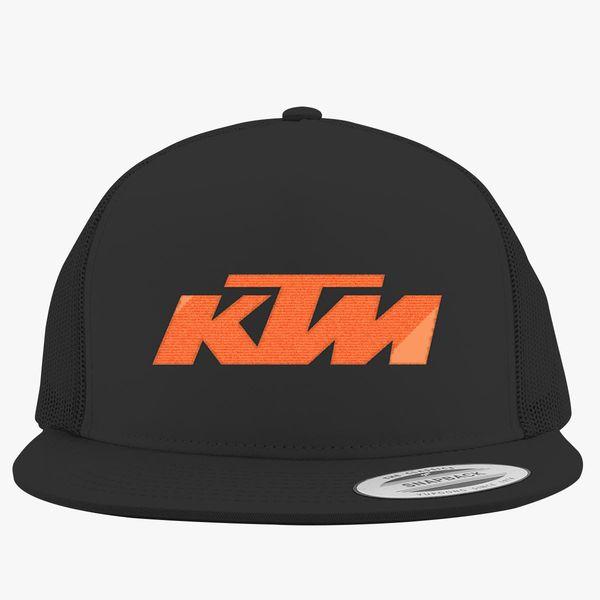 deae78bd Ktm Trucker Hat (Embroidered)   Hatsline.com