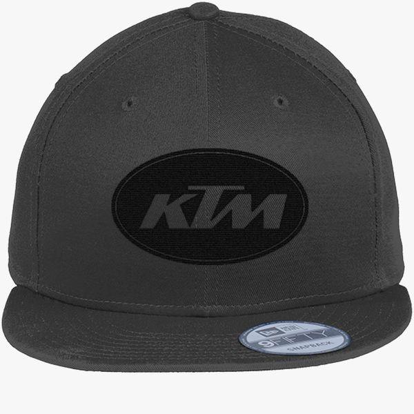 f48b1272073 Ktm New Era Snapback Cap - Embroidery +more