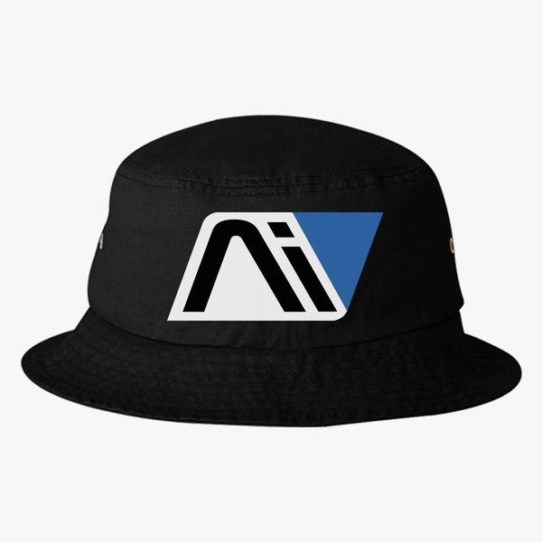 aa61f2ea11c Mass Effect Andromeda Initiative Logo Bucket Hat