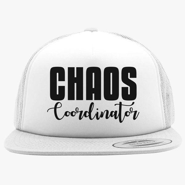 910c704ab60 Chaos Coordinator Foam Trucker Hat   Hatsline.com