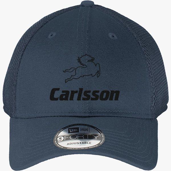 dd2102e22 Carlsson Mercedes New Era Baseball Mesh Cap (Embroidered) | Hatsline.com