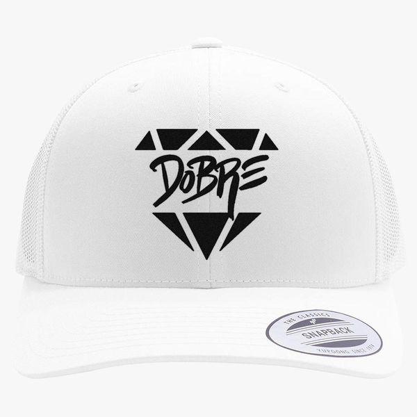 12277f5166fae Dobre Brothers Retro Trucker Hat - Embroidery +more