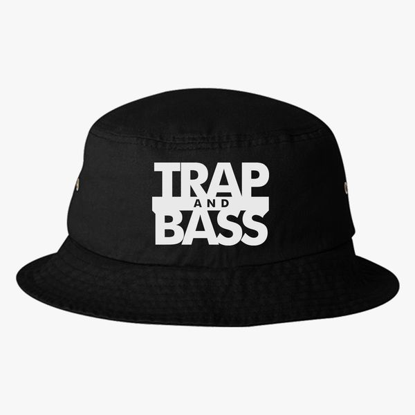 trap and bass Bucket Hat - Embroidery +more 898ec8c3c25