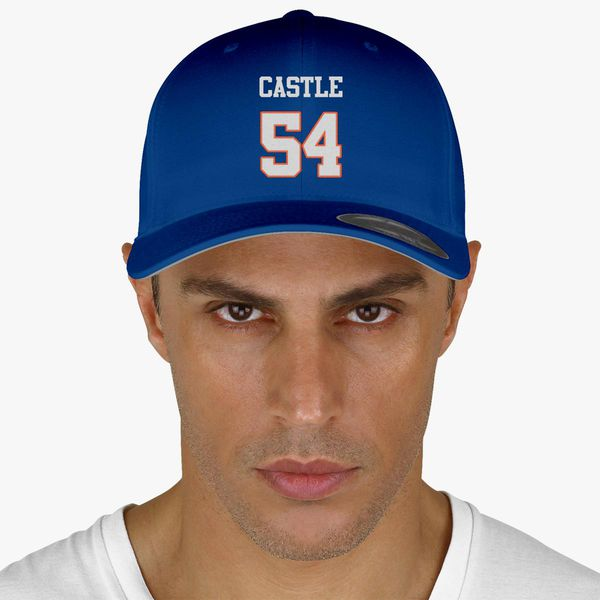 01ef21c16 Blue Mountain State Thad Castle B 1950 Baseball Cap (Embroidered ...