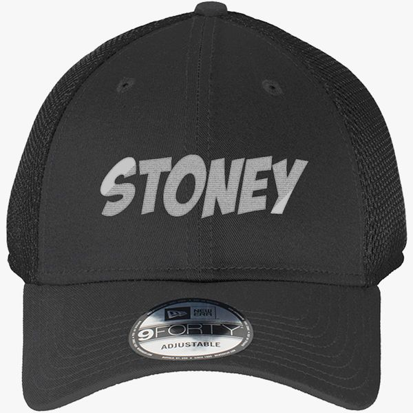 209d821a3 Post Malone-Stoney New Era Baseball Mesh Cap (Embroidered) | Hatsline.com