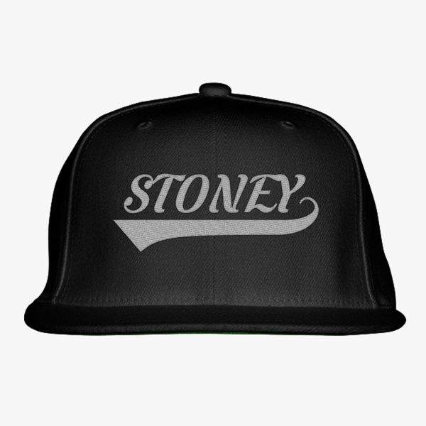 Post Malone-Stoney Snapback Hat - Embroidery +more 35eb373958a7