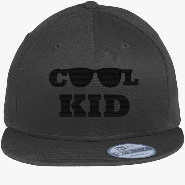 58b2a90f4d3 Cool Kid New Era Snapback Cap - Embroidery +more