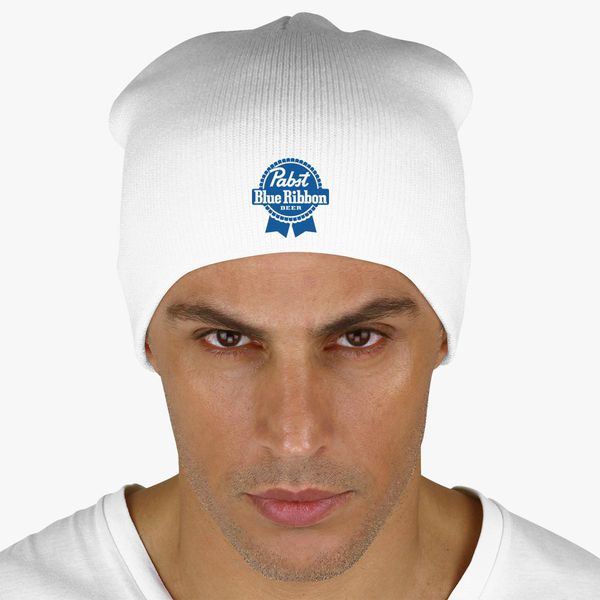 Pabst Blue Ribbon Knit Beanie +more 351f999d987