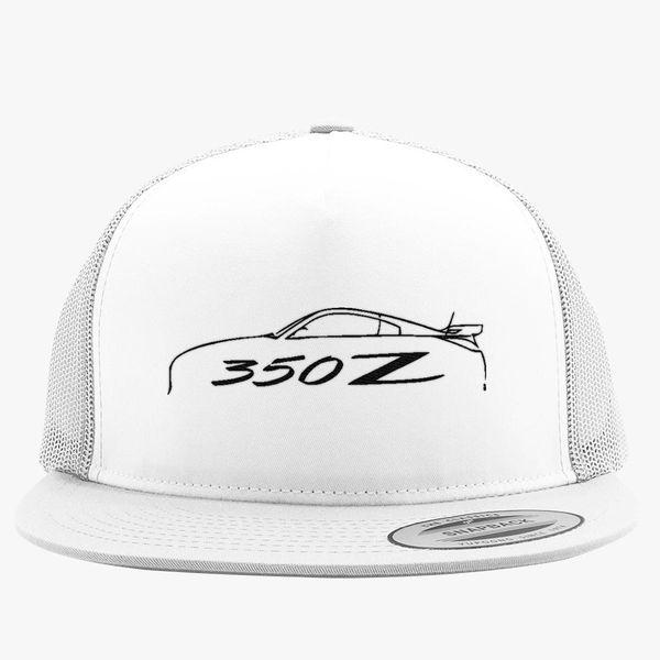 4252b082e79 Nissan 350Z Trucker Hat - Embroidery +more