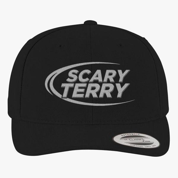 Scary terry Brushed Cotton Twill Hat - Embroidery Change style a52242ea4603