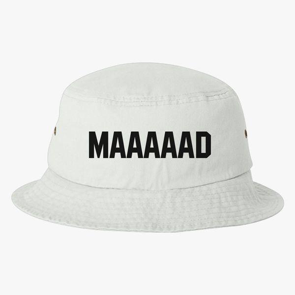 MAAAAAD Bucket Hat - Embroidery +more 04ccd8f78936