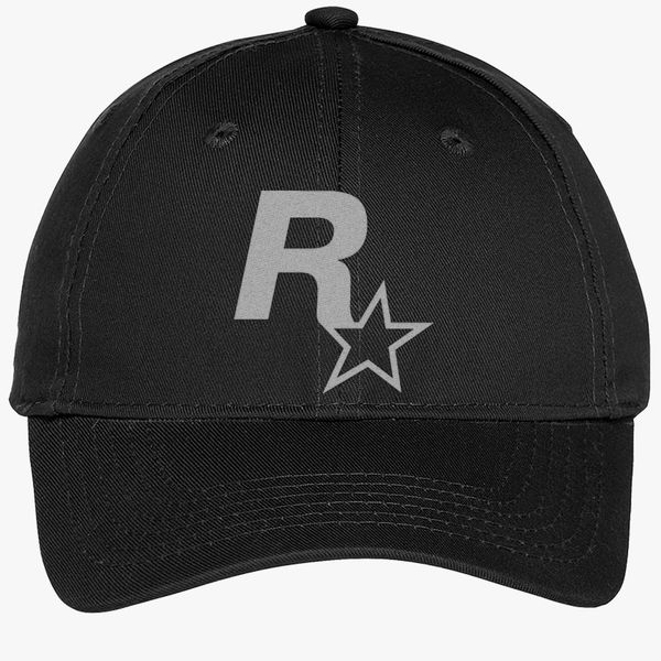 Rockstar Games Youth Six-Panel Twill Cap (Embroidered) | Hatsline com