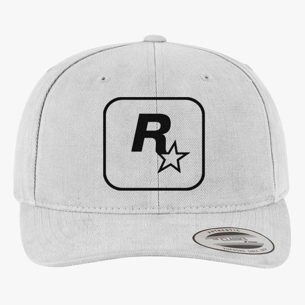 Rockstar Games Brushed Cotton Twill Hat (Embroidered) | Hatsline com