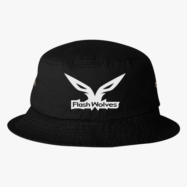a0450fa1447 Flash Wolves Bucket Hat - Embroidery +more