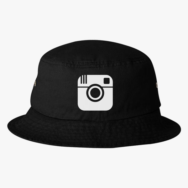 f61f47988d0af I Love Instagram Bucket Hat - Embroidery +more