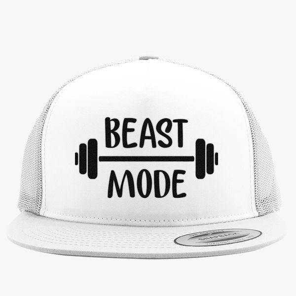 91cda89606e beast mode Trucker Hat - Embroidery +more