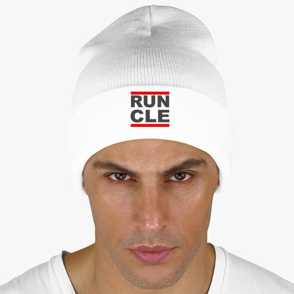 1c298c431 Run Cle Knit Cap (Embroidered) | Hatsline.com