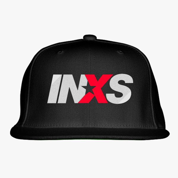 62bb22d031b Inxs Rock Snapback Hat - Embroidery +more