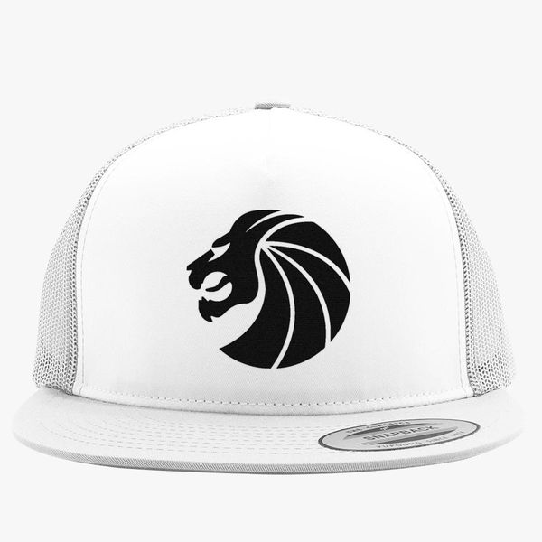 94af9765 Seven Lions Trucker Hat (Embroidered)   Hatsline.com