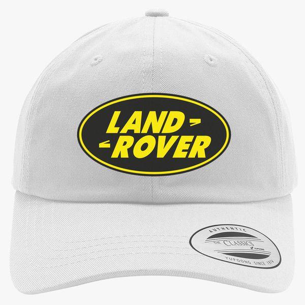 0cdb969eb14 Land Rover Cotton Twill Hat