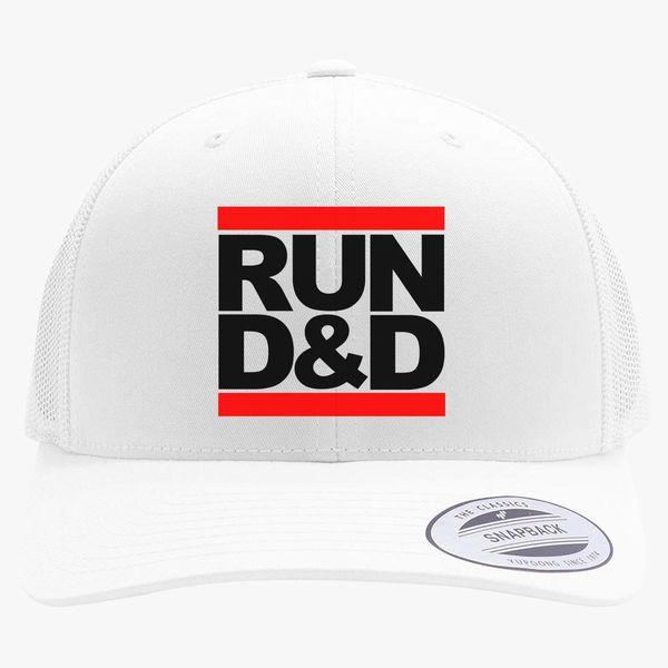 e47751a3e22 Run Dungeons and Dragons Retro Trucker Hat