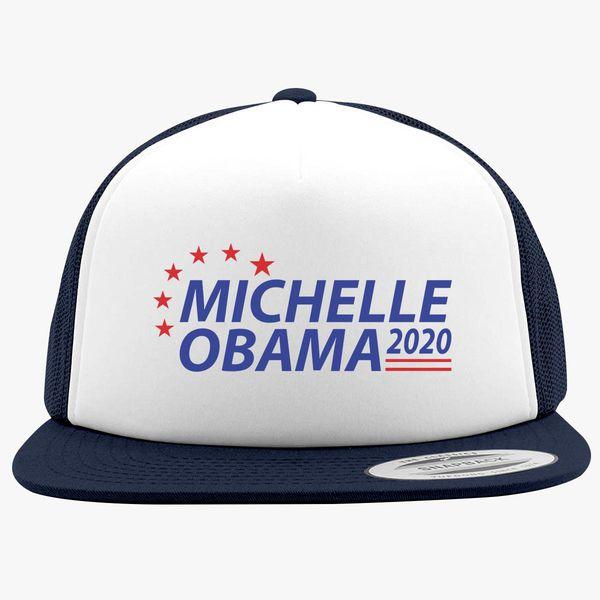 Image result for Obama blue hat