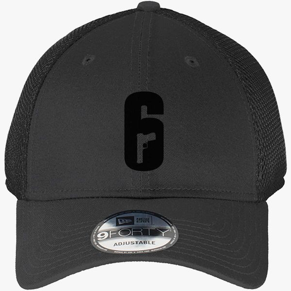 Kids Tom Clancys Rainbow Six Siege Hipster Winter Hats Grey