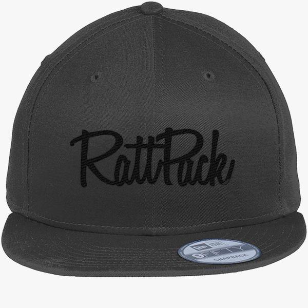 4b8a01a46 RattPack Signature Brand New Era Snapback Cap (Embroidered) | Hatsline.com