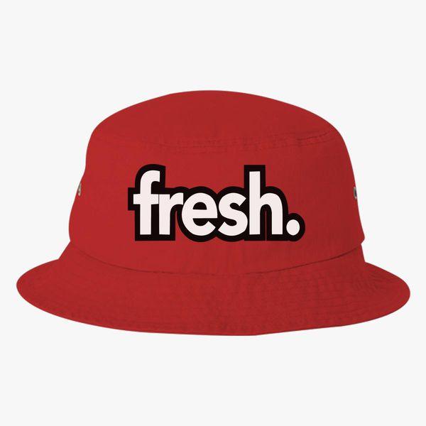 a0c928ed623 Fresh bucket hat embroidered jpg 600x600 Fresh bucket hats