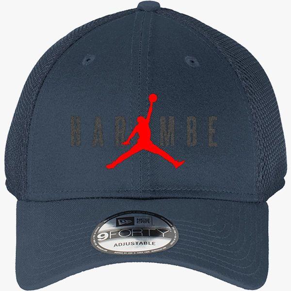 d44767d9 Haramble X Jordan New Era Baseball Mesh Cap (Embroidered) | Hatsline.com
